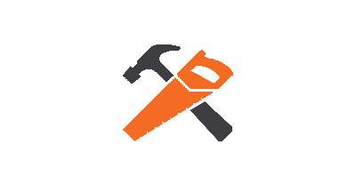 Hammer and Saw Icon