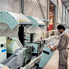 BMC Machinery in Operation
